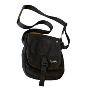 Mountain Equipment Coop MEC Black Crossbody Purse